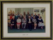 Llantwit Major Town Council 1997 - 98