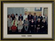 Llantwit Major Town Council 1998 - 99