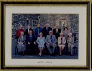 Llantwit Major Town Council 2000 - 01