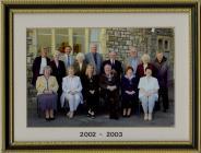 Llantwit Major Town Council 2002 - 03