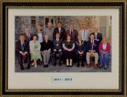 Llantwit Major Town Council 2011 - 12