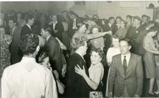 Cowbridge RHS dance ca 1947