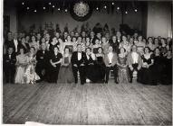 Cowbridge Town Hall dance ca 1952