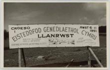 Eisteddfod Maes - Dyffryn Conwy a'r...