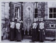 Procession Through Llanrwst, Dyffryn Conwy a&...