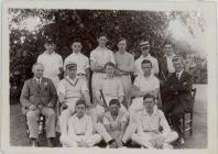 Llanrwst Grammar School Cricket Teams