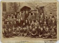 Early Photographs of Llanrwst School