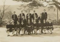 Llanrwst Grammar School, 1960s