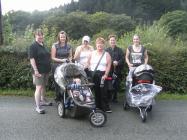 Co-op staff sponsored walk 2008