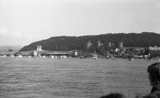 Castell Conwy 1975