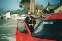 Postman Mark Jones 2003