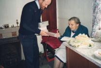 Postman Ray Gunn 1996