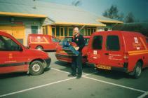 Postman Ray Gunn 2003