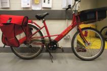 Postman's bicycle 2011