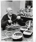 William Elias making minitures