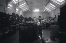 The Royal Mail Sorting Office, Machynlleth