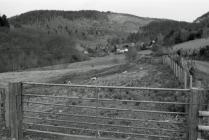 View of Ceinws / Esgairgeiliog from the slate...