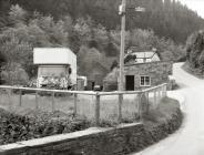 Era quarry slate mill complex