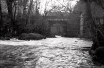 Evans Bridge, Ceinws
