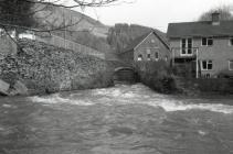 Pont Glesyrch, Ceinws/ Esgairgeiliog