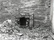 Rhiwgreiddyn slate quarry Ceinws/ Esgairgeilliog