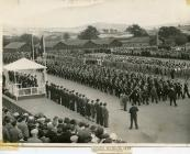Brecon Review and Parade