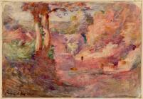'Landscape' by Christine A. Bird