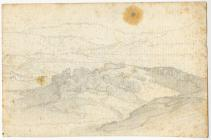 'Pencil sketch landscape' by Penry...