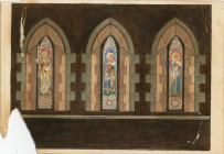 '3 Stained Glass Windows' by Thomas Prytherch