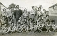 Cadet Camp Clawddnewydd Ruthin North Wales 1950s