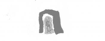 Smoke in an arch Ks2