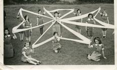 Monmouth nursing cadets maltese cross bandages...
