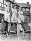Nursing Cadets, 1977