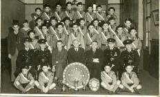 Tredegar Division Cadet cup winners 1940s