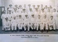 St John's Ambulance Brigade 1939-45