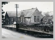 Ysgol Cwmystwyth a Chapel Siloam