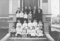 Seattle Welsh Presbyterian Church Children