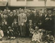 Duke of York visit to Penarth