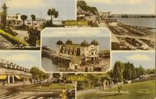 A Colour Postcard Of Penarth