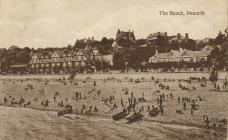 The Beach , Penarth