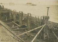 Widening of the Esplanade, Penarth.