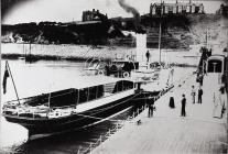 Campbell's Paddle Steamer.