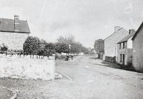 St. Fagans Village.