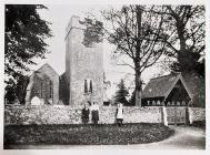 St. Fagans Church.