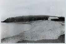 Watchtower Bay, Barry Island.
