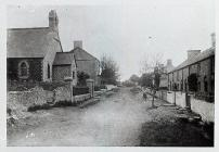 Rhoose Village.