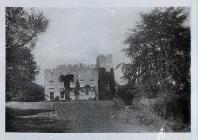 Fonmon Castle.