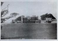 Wenvoe Castle.