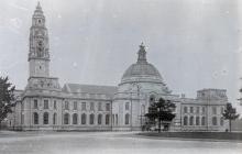 Cardiff City Hall.
