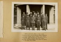 Military and Civilian Officers No. 2 Supply...
